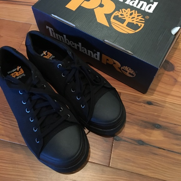 05534920a10 Timberland Pro Disruptor Oxford Alloy Safety Toe NWT